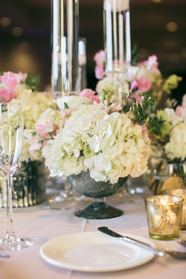 bodas primaverales opciones decoracion mesa cetro flores ideas
