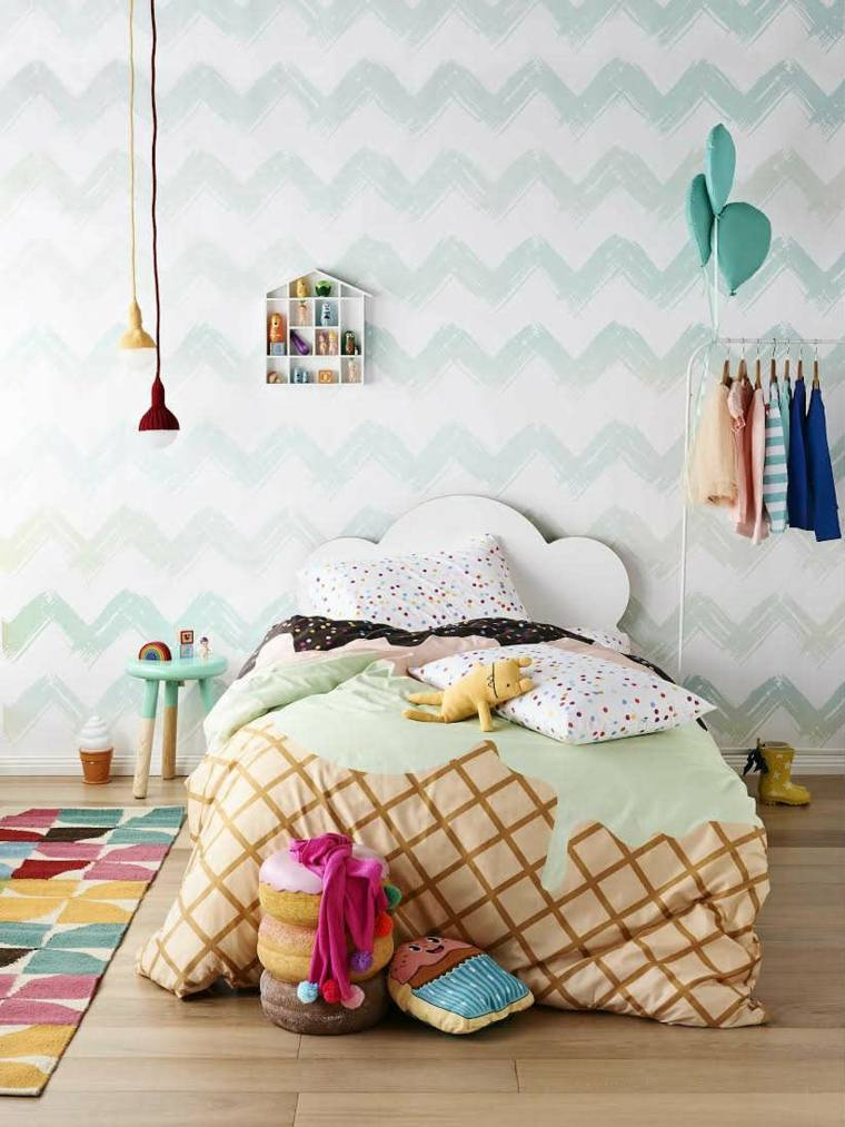 Ultimas tendencias en dise o de habitaciones infantiles - Ultimas tendencias en decoracion de paredes ...