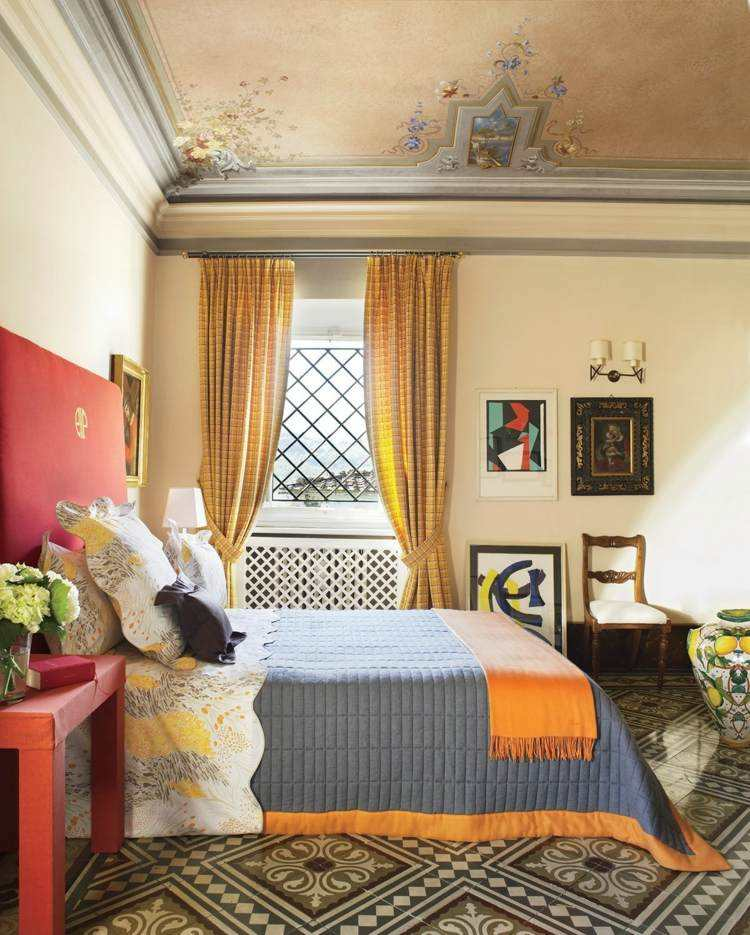 Cortinas para dormitorios veinticuatro dise os de moda for Estilos de cortinas