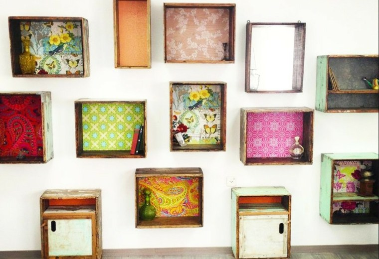 Reciclar muebles decorar siendo generosos con la - Reciclar palets para muebles ...
