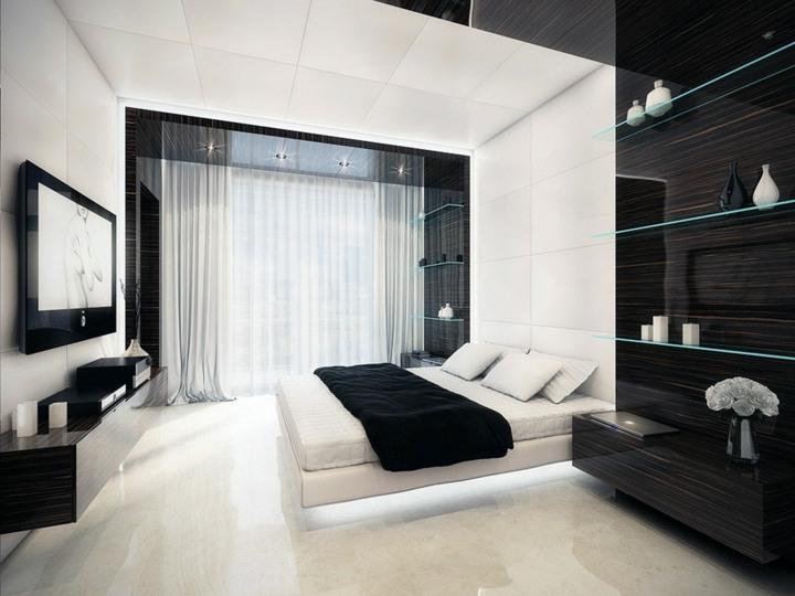 camas bases decoracion cristales muebles led