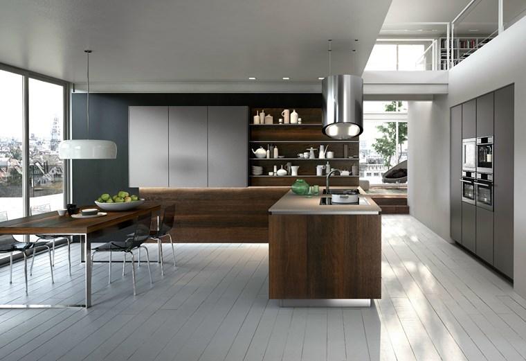 Campanas de cocina 12 diseños innovadores únicos -