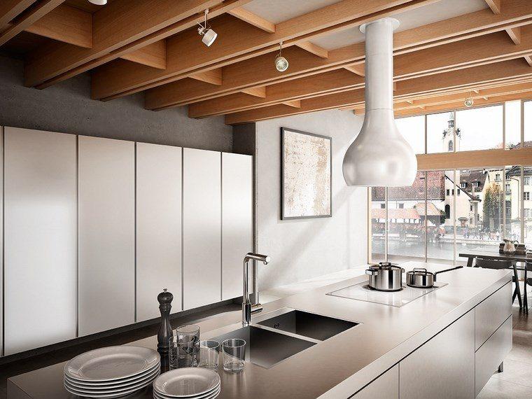 Modelos de extractores de cocina extractor para campana de cocina exterior ideas para - Campana extractora cocina ...