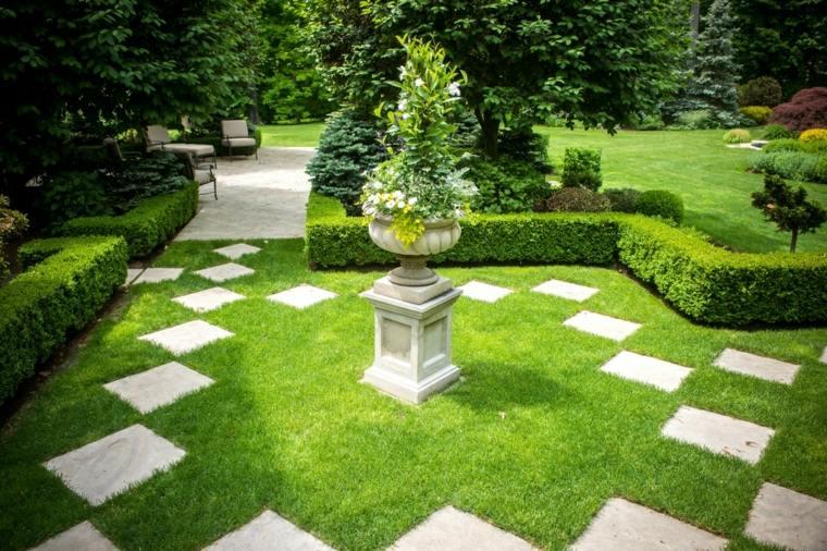 casa jardin consejos fotos elementos decorativos ideas