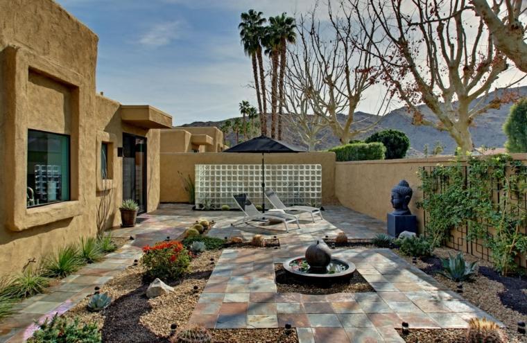 casa y jardin consejos fotos diseno losas ideas