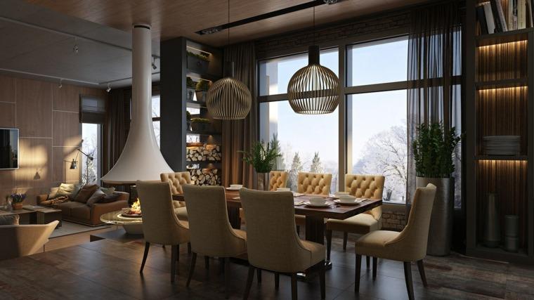 Casas de lujo incre bles soluciones para interiores for Interiores de casas de lujo