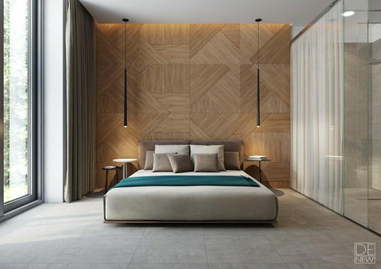 casas de lujo muros estilos sistemas paredes madera