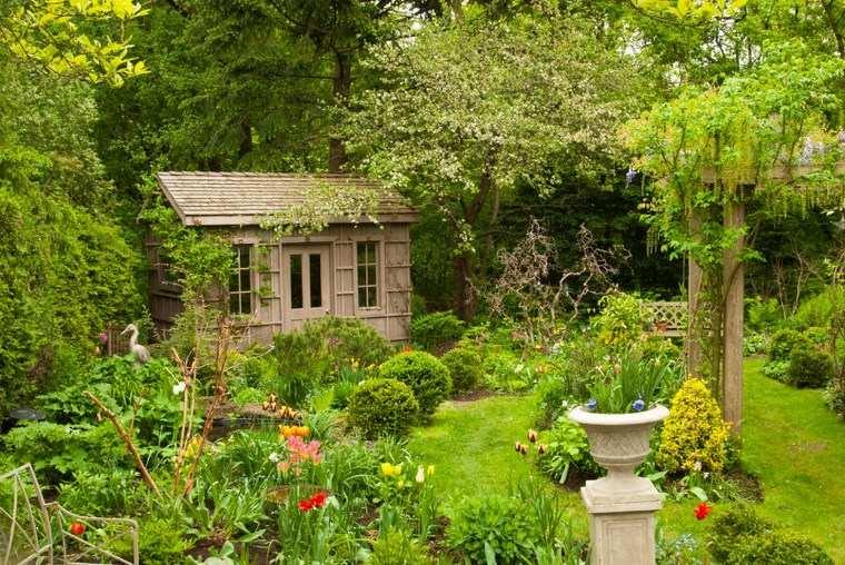 Casetas de madera para jardin muy bonitas for Casetas para jardin carrefour