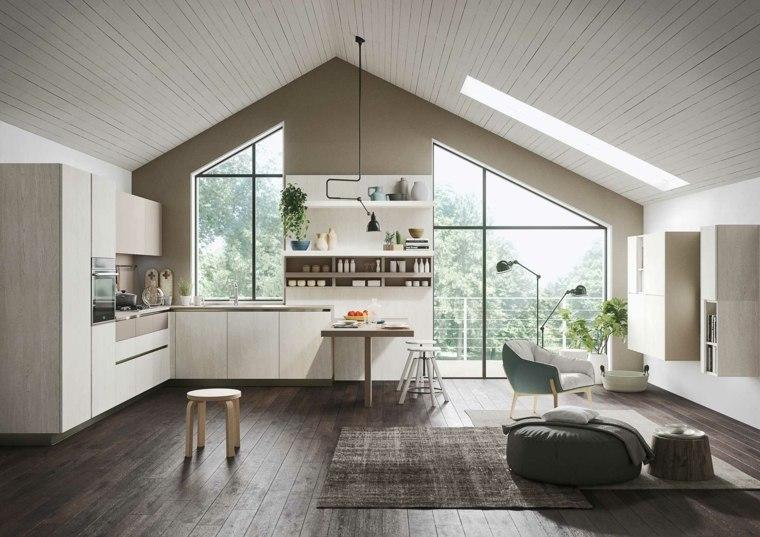 cocina modular first moderna