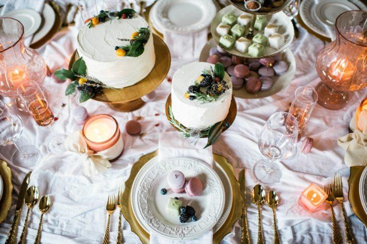 centro mesa flores primavera velas opciones ideas