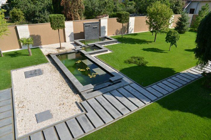 Dise 241 O De Jardines Minimalismo Aplicado A Los Ambientes