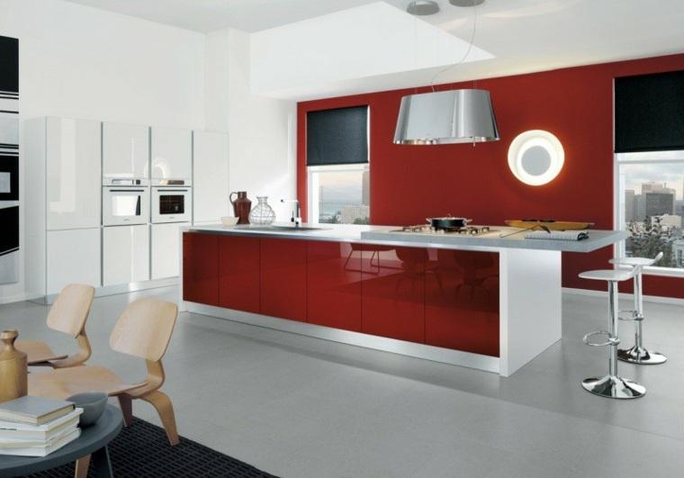 cocina diseño minimalista moderno