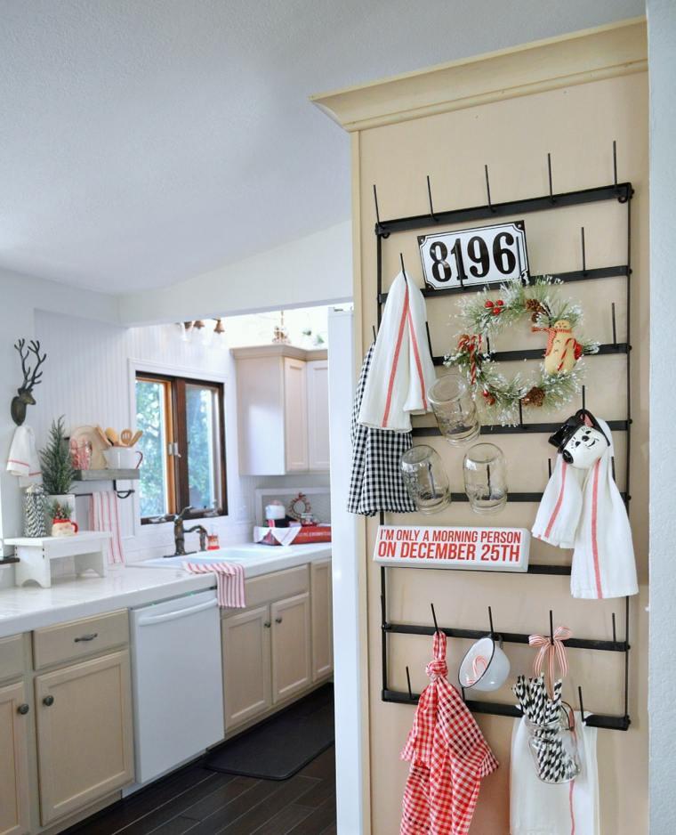 Cocinas vintage 26 dise os con un encanto retro atemporal for Diseno de interiores vintage
