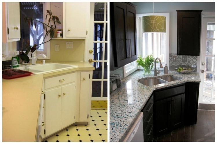 cocinas ambientaciones salones separadores cocinas