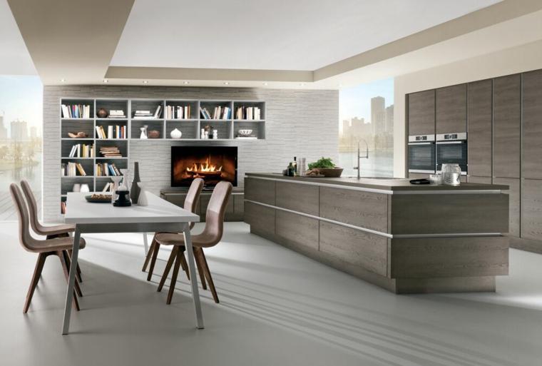 Ultimas tendencias en el diseño de cocinas para 2016 -