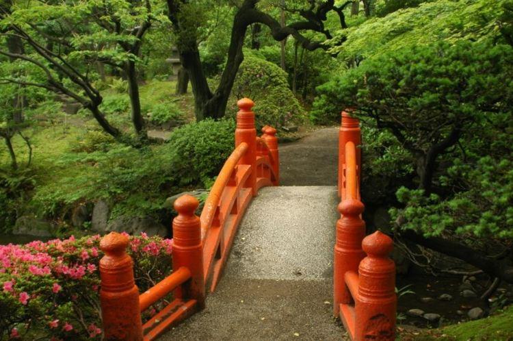 color frecuencias esmaltes puentes senderos