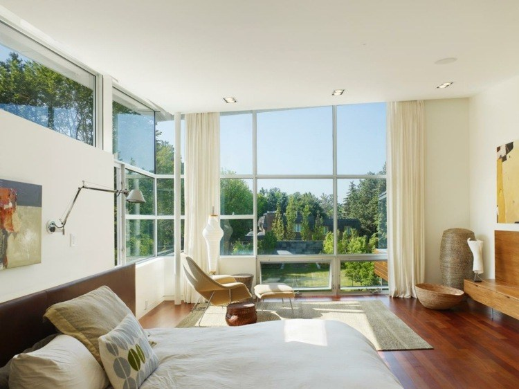 Cortinas para dormitorios veinticuatro dise os de moda - Diseno cortinas modernas ...