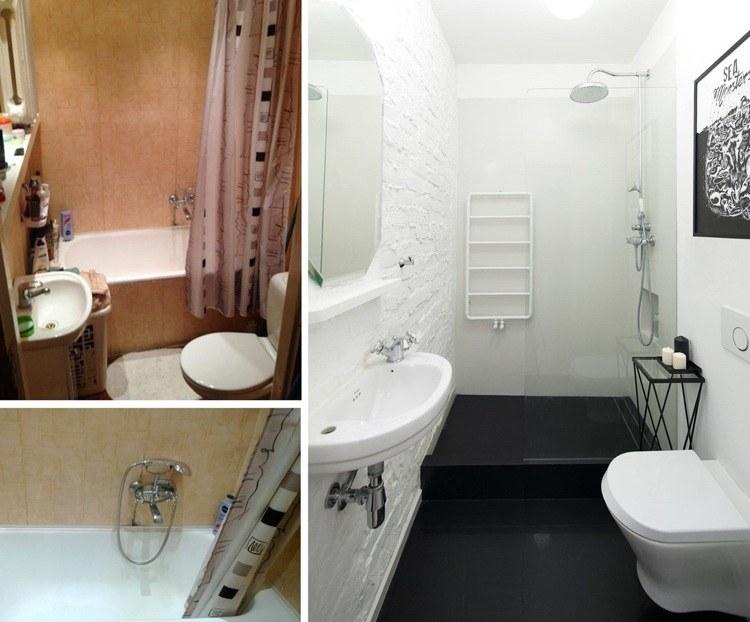 interiores de casas frecuencias baños colores paredes