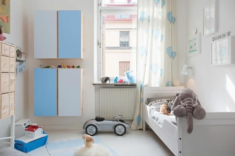 cuarto infantil bonito diseño