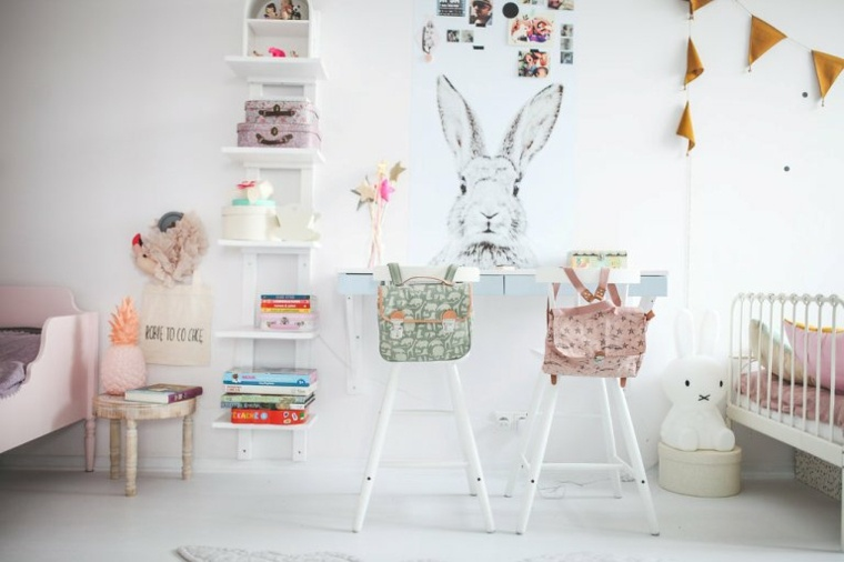 Wonderful Cuartos Infantiles Ultimas Tendencias Diseno Nordico