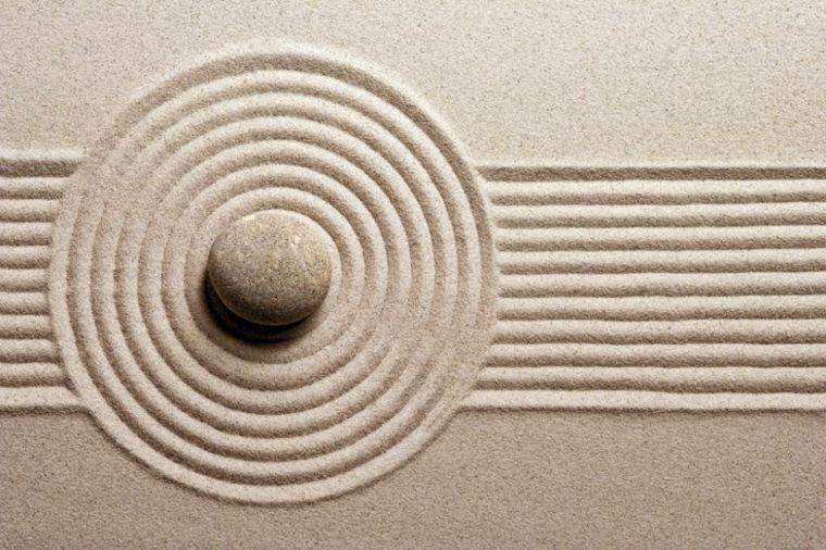 Piedras zen dise os de decoraci n japonesa para tu jard n - Decoracion zen fotos ...