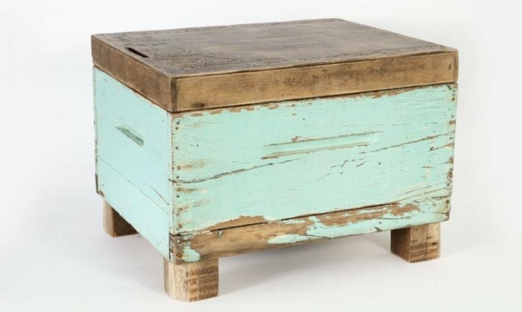 Reciclar muebles decorar siendo generosos con la for Reciclar palets para muebles