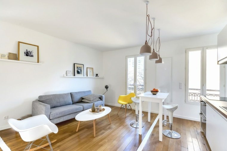 decoracion hogar apartamento paris ideas