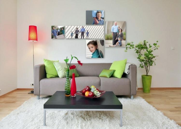 decorar con fotos infantiles imagenes familiar