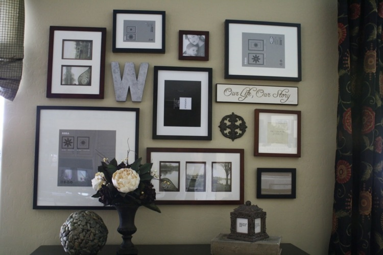 decorar con fotos macetas sistemas rosas