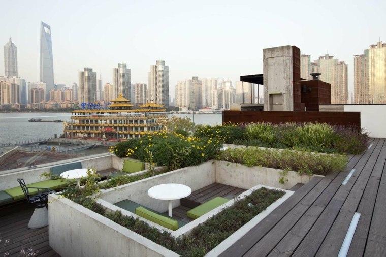 decorar terraza pequena opciones jadin terraza ideas