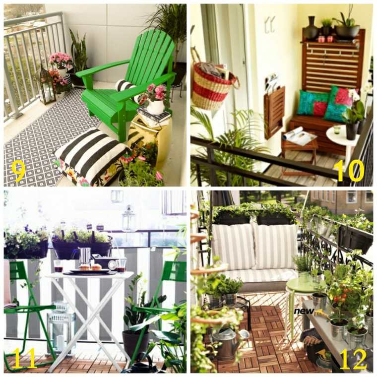 decorar terrazas barato diseños varios