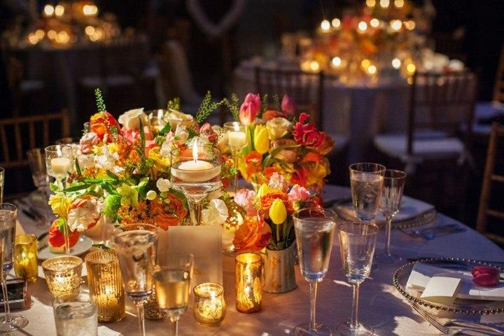 detalles para bodas primaverales centro mesa ideas