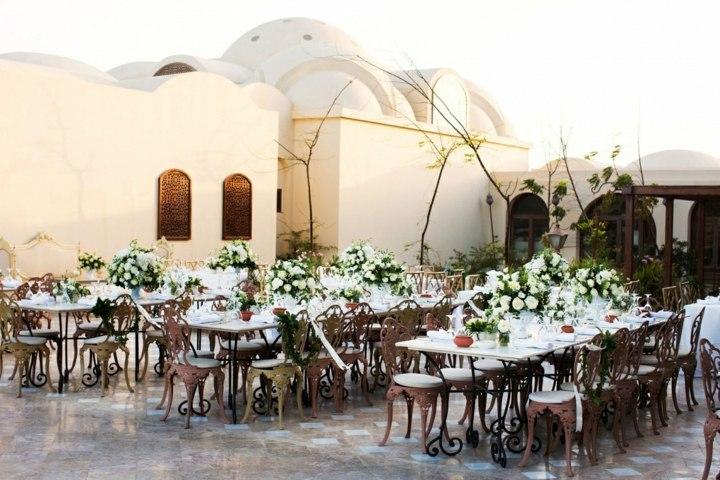 Bodas lujosas al aire libre for Detalles decoracion boda