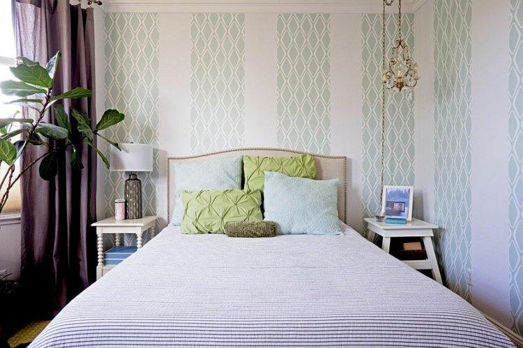 detalles vintage recuperados colores zonas cortinas