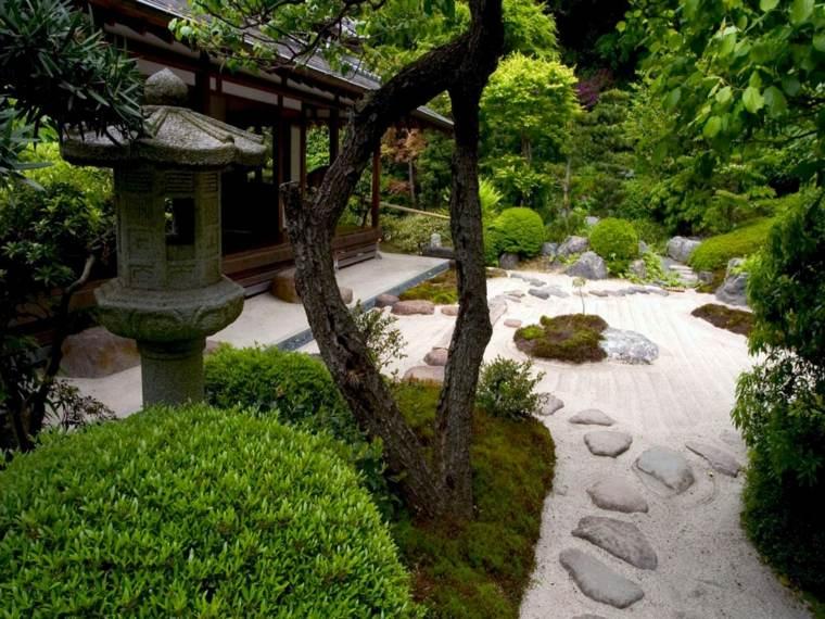diseño jardin zen autentico