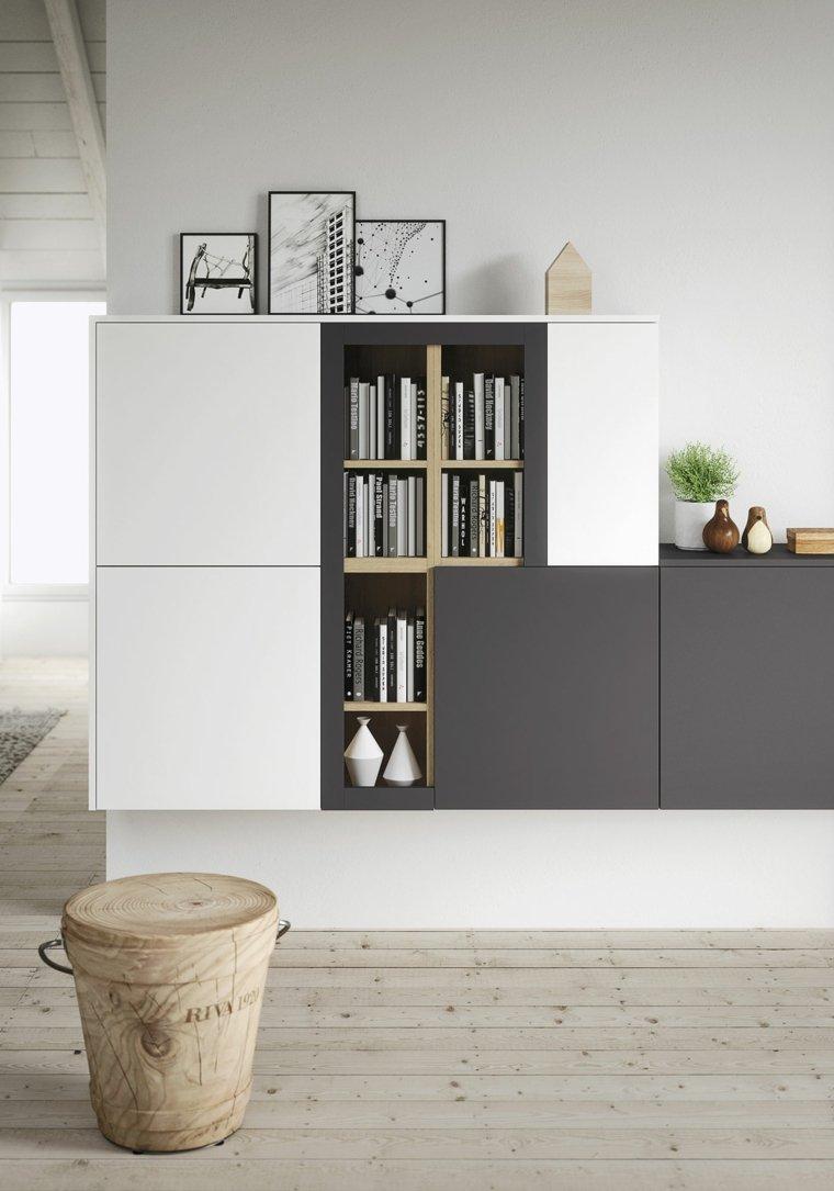 diseño cocinas muebles modernos