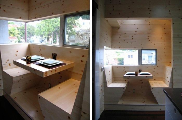 Dise o de cocinas espacio para rincones acogedores y - Cocinas madera clara ...