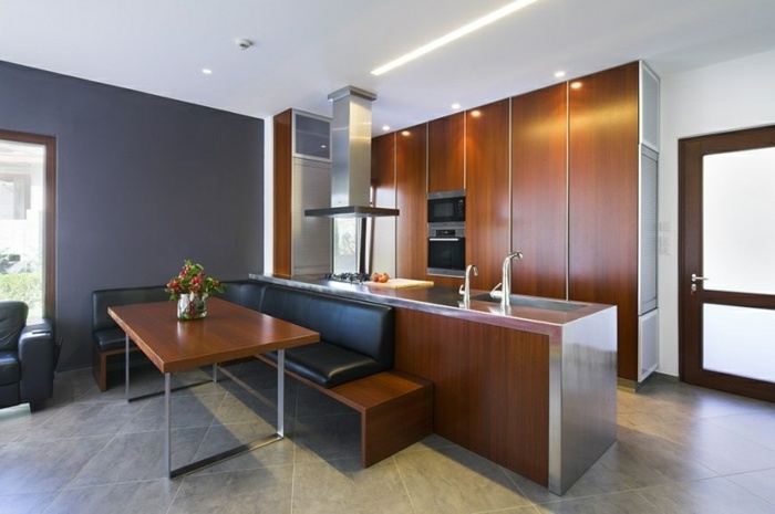 diseño de cocinas espacio conceptos interiores modernos