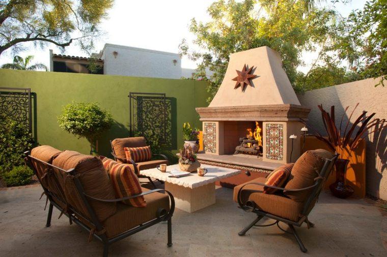 Fachadas y muros exteriores - ideas de diseño y decoración