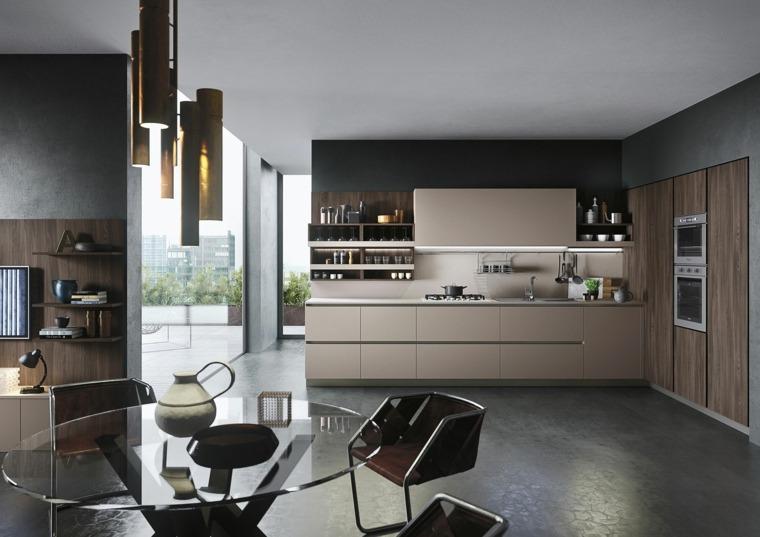 diseño moderno cocina First
