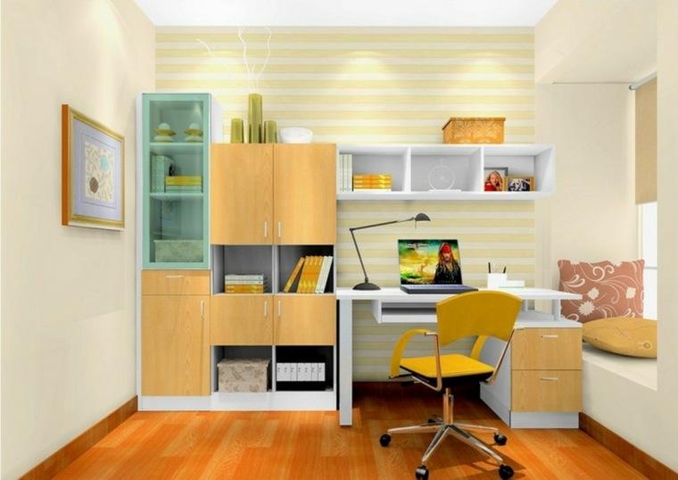 diseño muebles escritorio juveniles