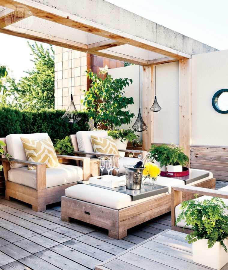 Dise o terraza atico 26 soluciones para usted for Muebles terraza diseno