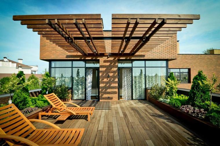 Diseño Terraza Atico 26 Soluciones Para Usted