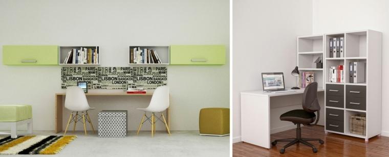 escritorios juveniles 24 modelos funcionales y modernos