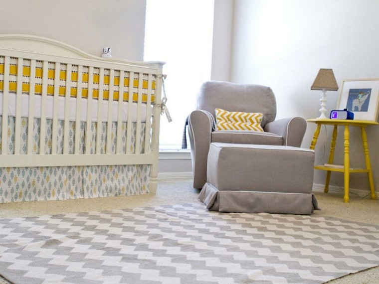 dormitorio bebe deco escvandinava