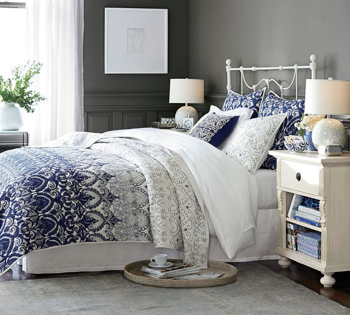 alfombras dormitorio moderno color gris claro alfombra ideas