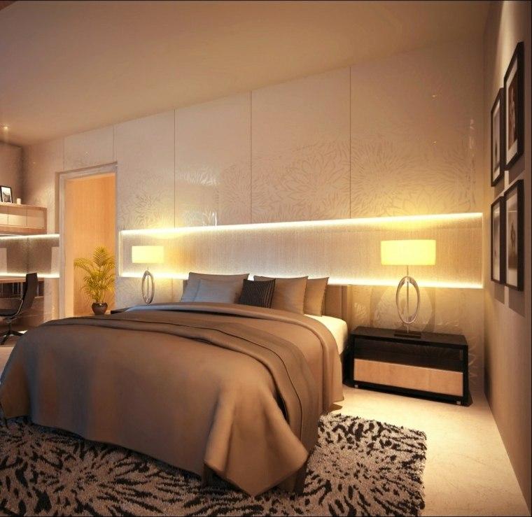 Dormitorios modernos 24 dise os espectaculares - Dormitorio diseno moderno ...