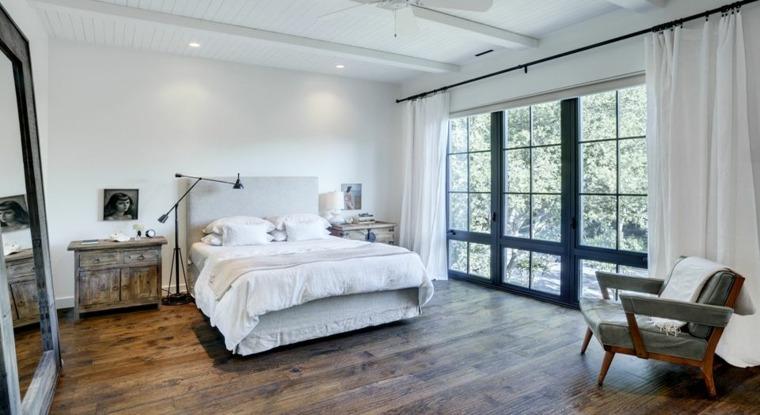 Dormitorios modernos 24 dise os espectaculares - Decoracion dormitorio rustico ...