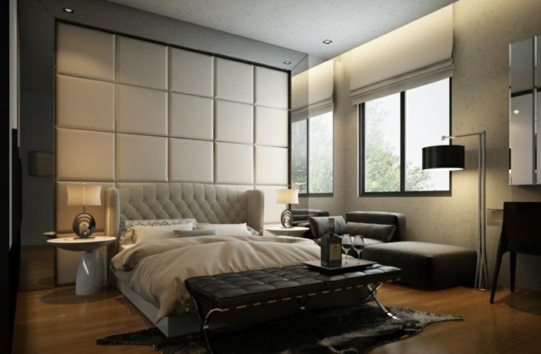 Dorable Bancos De Muebles De Cuero Dormitorio Bandera - Muebles Para ...