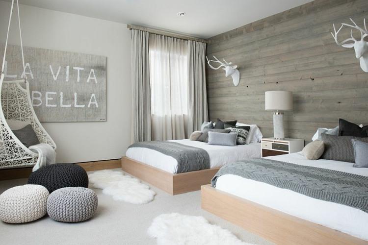 dormitorios tendencias colores escandinavo soluciones